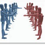 """組織作りに""""競争""""はいらない!組織内で競い合うほど成果は落ちますよ。"""